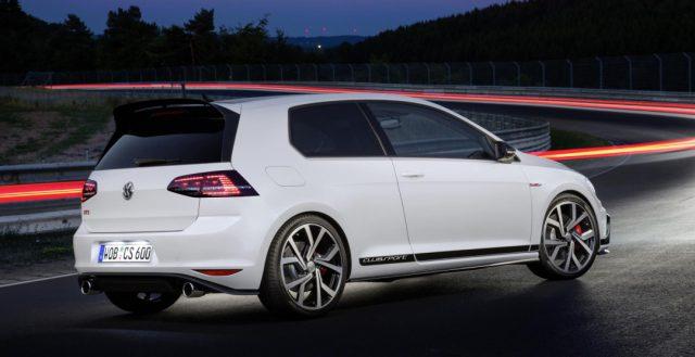 Компания Фольксваген хочет остановить производство двухдверой версии модели Гольф GTI