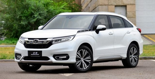 В следующем месяце компания Honda на территории КНР начнет продавать свою новинку Avancier