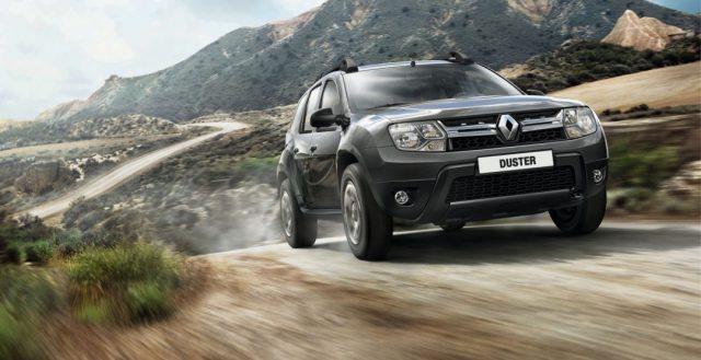 В российской столице французский кроссовер Renault Duster опять отличился высоким спросом