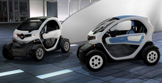 Первые экземпляры электрокара Renault Twizy уже прибыли в РФ, но только для корпоративных покупателей