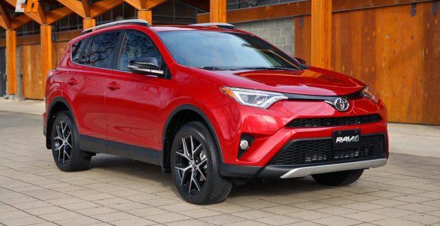 Руководство компании Тойота намерено восстановить продажи дизельной версии кроссовера Рав4