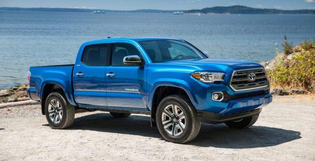 Руководители компании Тойота решили нарастить объем выпуска пикапа Такома на мексиканской площадке