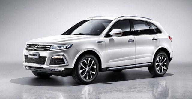 Компания Zotye до конца этого года успеет продать на территории РФ не более 500 автомобилей