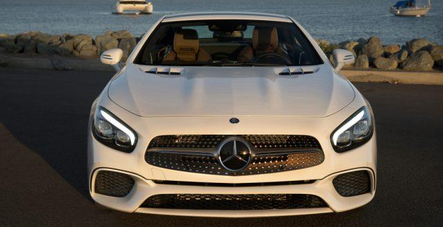 На немецком автомобильном рынке новые автомобили от компании Мерседес-Бенц набрали огромную популярность