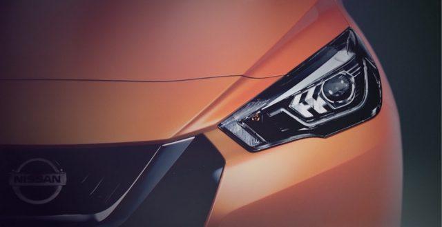 Обновленный компактный автомобиль Nissan Micra 2017 уже показался на официальном видео