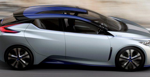 Руководство Nissan рассказало о своей электрической новинке, которая заменит модель Leaf