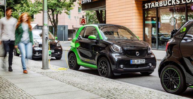 Электрическая новинка Smart ForTwo Electric Drive получила увеличенный запас хода