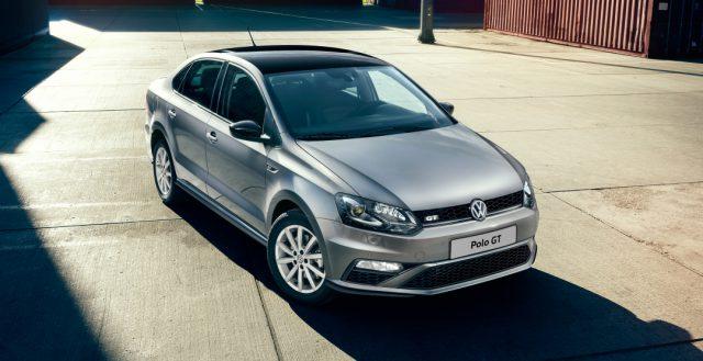 Седан Volkswagen Polo был признан самой продаваемой иномаркой на российском рынке