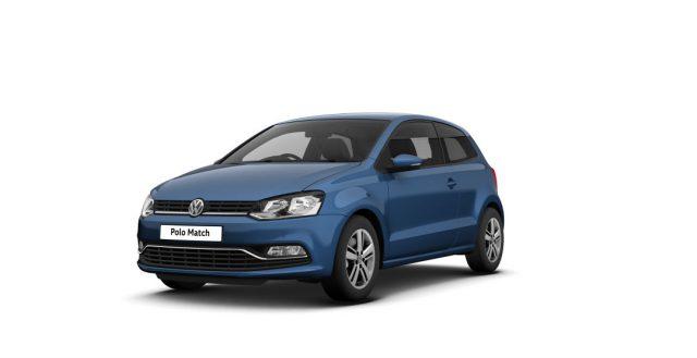 Компания Volkswagen выпустила особую версию Match своего бестселлера Polo