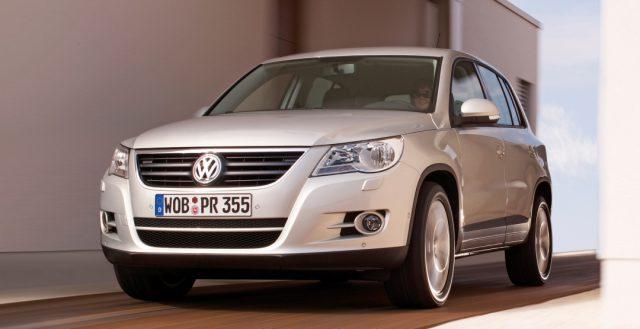 Первое поколение Volkswagen Tiguan перестанут выпускать уже до конца этого года
