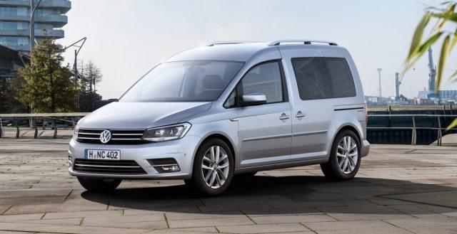 Компания Volkswagen отзывает небольшую партию автомобилей Caddy