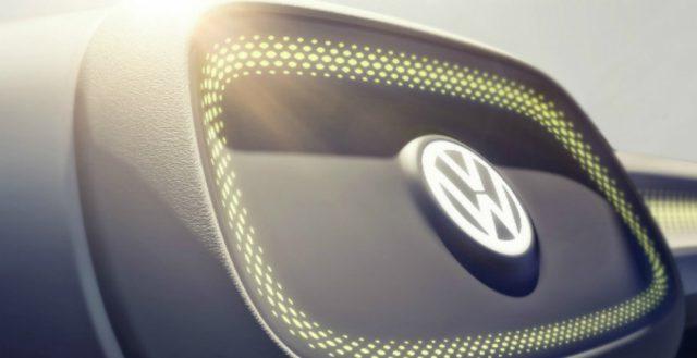 В сети появились первый тизер нового электрокара от компании Volkswagen