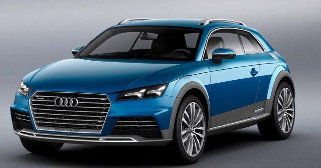 Впервые показана новинка Q8 E-Tron от компании Audi