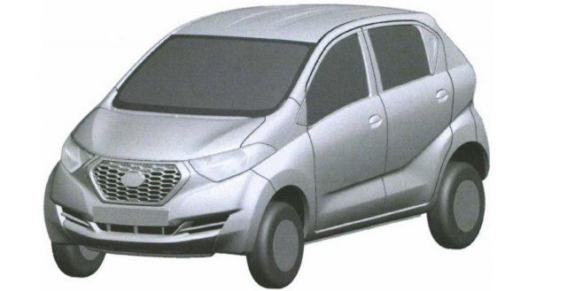 В России завершилась процедура патента внешнего вида компактной новинки Datsun Redi-Go