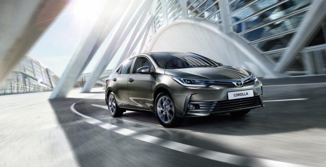 Новое поколение популярного автомобиля Toyota Corolla будет оборудоваться моторами производства BMW