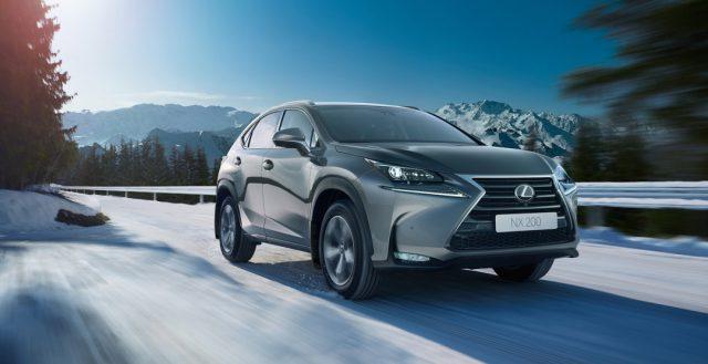 Российский офис бренда Lexus начинает отзыв кроссоверов NX
