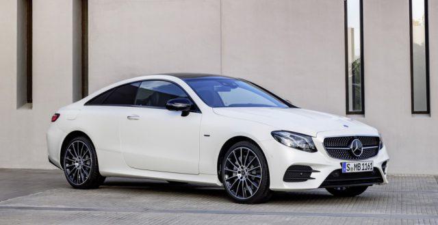 Модель Mercedes-Benz E-Class 2018 уже продается на немецком авторынке
