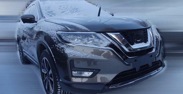 В сети рассекретили кроссовер Nissan X-Trail после обновления