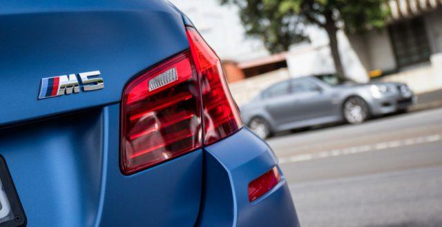 В сеть попали новые подробности относительно свежей генерации BMW M5