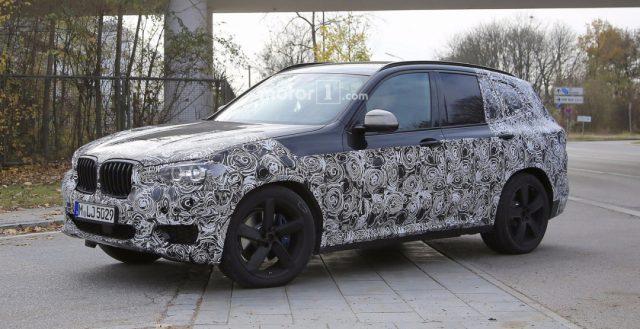 Новинка BMW X3 не будет выпущена в августе следующего года
