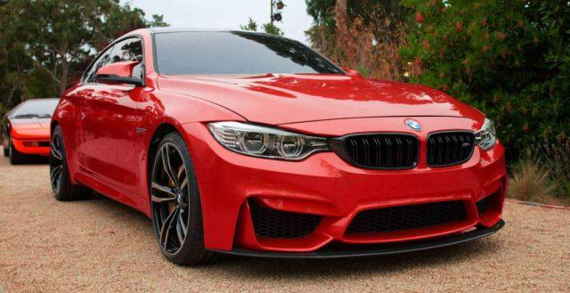Представители баварского бренда BMW анонсировали появление обновленной модели М4