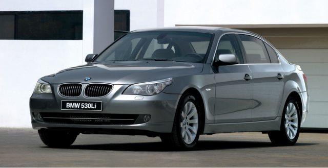 В Китае стартовала массовая отзывная компания от BMW