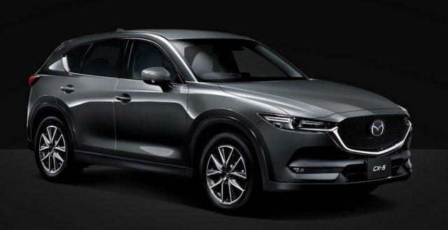 На японском рынке уж начали приниматься заказы на покупку новинки Mazda CX-5