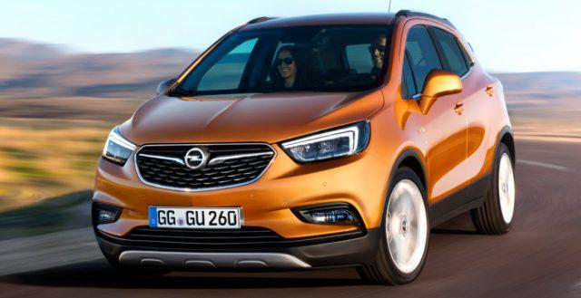 После обновления кросс Opel Mokka стал очень популярным в Евросоюзе