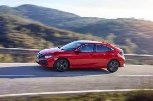Новый Хонда Цивик 2017: фото, цены и комплектации