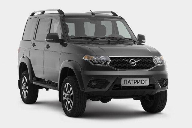 УАЗ Патриот 2017 модельного года в новом кузове: комплектации, цены и фото
