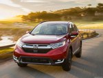 Хонда СРВ 2017 в новом кузове: комплектации, цены и фото