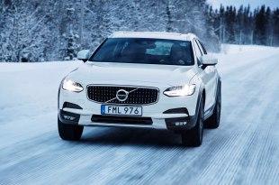 Новая модель Volvo V90 Cross Country 2017: цены, комплектации и характеристики