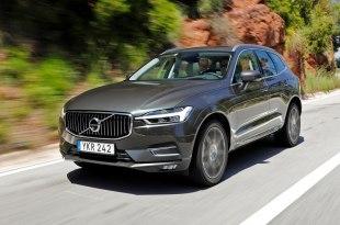 Новый Volvo XC60 2018 года: комплектации, цены и фото