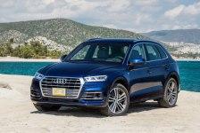 Audi Q5 2017 модельного года — комплектации, цены, фото и характеристики