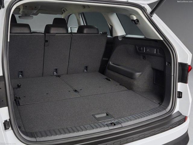 багажника Шкода Кодиак 2017: комплектации, цены, технические характеристики и фото