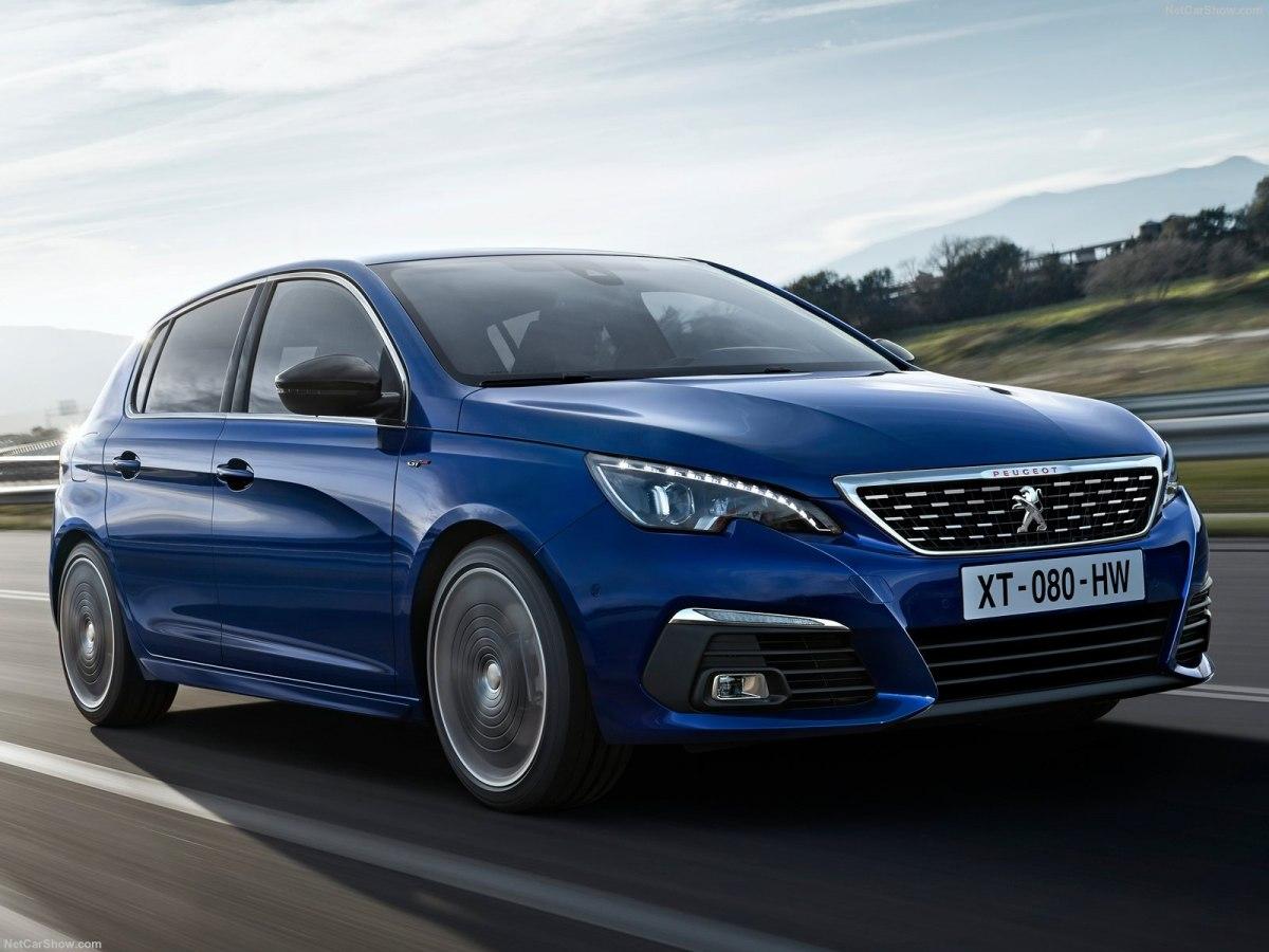 Peugeot 308 2018 года: цены, фото и комплектации