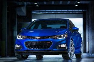 Chevrolet Cruze 2017 — цены, фото, комплектации и характеристики