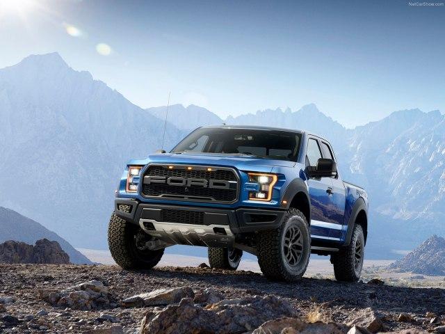 Ford Raptor 2017: фото, цены, комплектации и технические характеристики