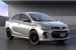 Chevrolet Aveo 2017 модельного года: комплектации, цены и фото