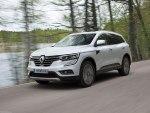 Renault Koleos 2018 новый кузов, цены, комплектации, фото, видео
