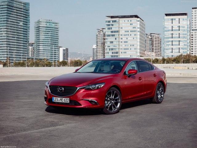 Mazda 6 2017: комплектации, цены, характеристики и фото