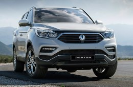 Ssangyong Rexton 2017 — фото, цены, комплектации и характеристики