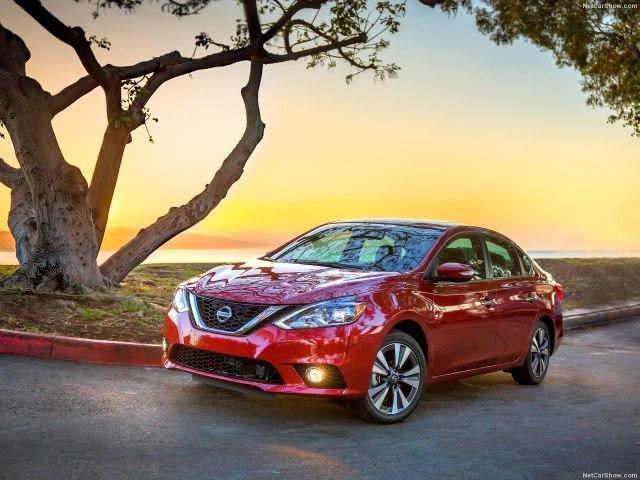 Nissan Sentra 2017: комплектации, цены и фото