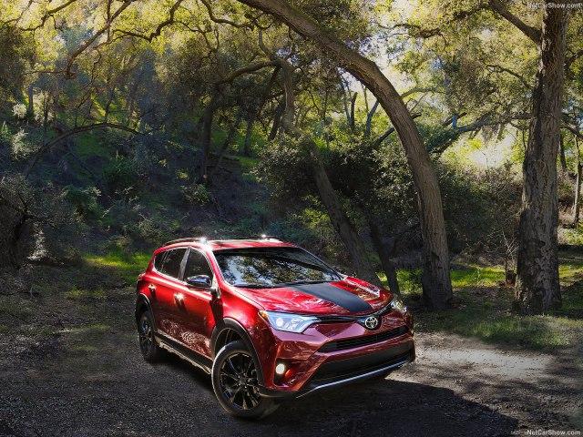 Тойота Рав 4 2017: комплектации, цены и фото