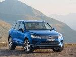 Volkswagen Touareg 2018: комплектации, цены и фото