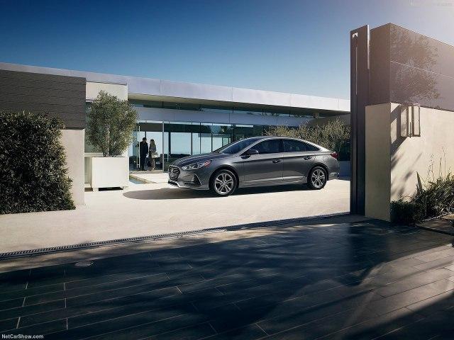 Hyundai Sonata 2018 модельного года: цены, комплектации, фото и характеристики