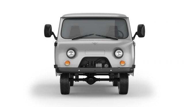 УАЗ «Буханка» 2018 в новом кузове, цены, комплектации, фото, видео тест-драйв