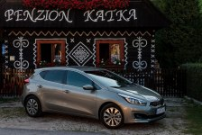 Kia Ceed 2018 - комплектации, цены, фото и характеристики