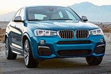 BMW X4 2018 модельного года: цены, комплектации, фото и характеристики