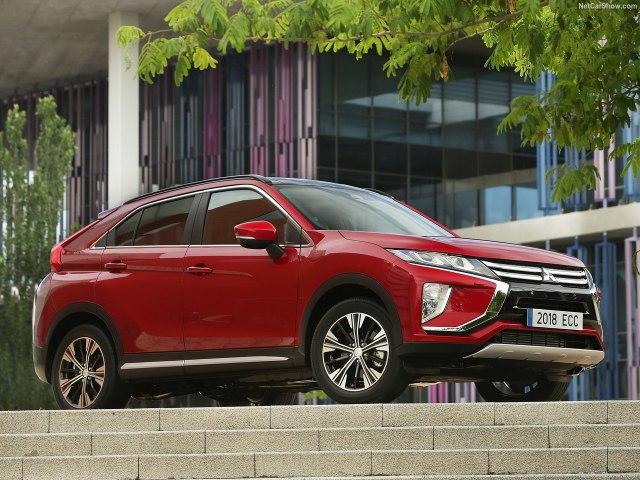 Mitsubishi Eclipse Cross 2017 - комплектации, цены, фото и характеристики